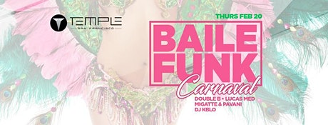 Baile Funk Carnaval Edition tickets