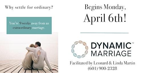 Marriage Dynamics