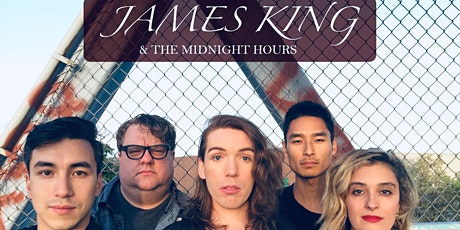 James King & The Midnight Hours live at C'est What?! tickets