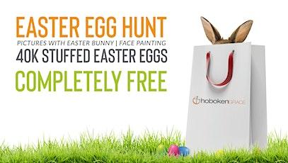 2020 Hoboken Grace Easter Egg Hunt - Morning tickets