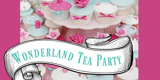 Alice in Wonderland Springtime Tea Party