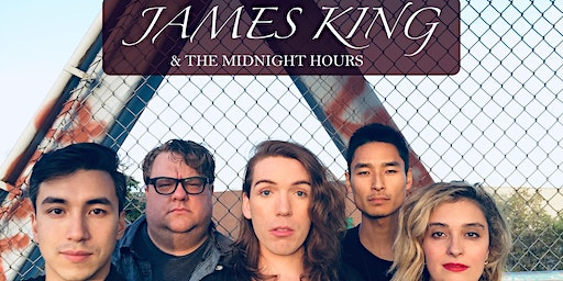 James King & The Midnight Hours live at C'est What?!