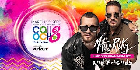 Calle Ocho Music Festival 2020 presented by Verizon tickets