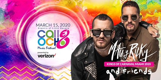 Calle Ocho Music Festival 2020 presented by Verizon