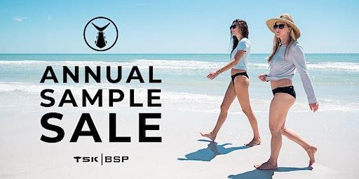 Tunaskin Aquatic Apparel | Annual Sample Sale