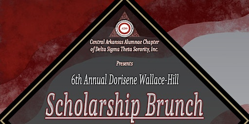 CAAC - 6th Annual Dorisene Wallace -Hill Scholarship Brunch