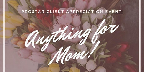 2nd Annual Mother's Day Event tickets