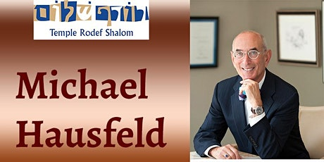 Michael Hausfeld: Creation Unwound: The Biblical Obligation for Climate Sustainability tickets