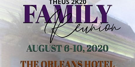 Theus 2K20 Family Reunion  tickets