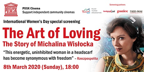 POSK Cinema #11: The Art of Loving - Sunday, 8th March, 6pm tickets