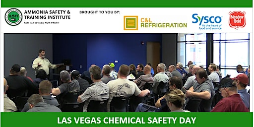 Las Vegas Chemical Safety Day March 11th