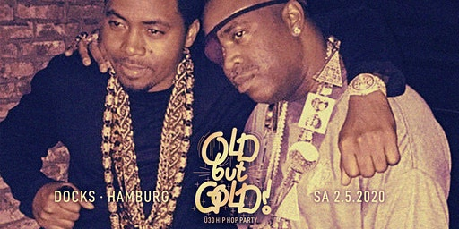 Old but Gold - Ü30 Hip Hop Party w/ Denyo, Harris Live, DJ Dynamite uvm
