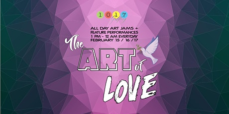 The Art of Love tickets