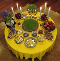 At the Table: Nowruz