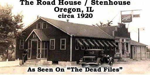 Road House Haunted History Dinner Show & Building Tour - March 28, 2020