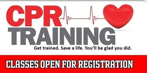 CPR and First aid Training Morning And Afternoon Sessions