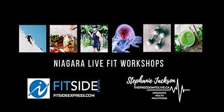Niagara Live Fit Workshop Series tickets