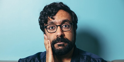 Hari Kondabolu live in the 9th Ward