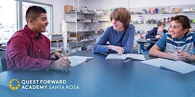 Quest Forward Academy Open House - April 16, 2019