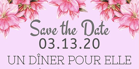 Dîner Pour Elle: An Interactive Dinner Experience tickets