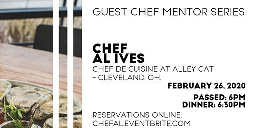 Chef Al Ives - Guest Chef Mentor Series at Broadmoor Bistro