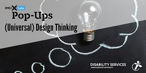 Pop-Up Workshop: (Universal) Design Thinking with ODS