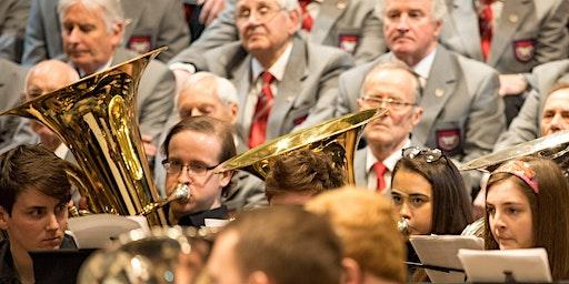 Voice and Brass Harmony