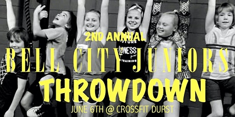 Bell City Juniors Throwdown tickets