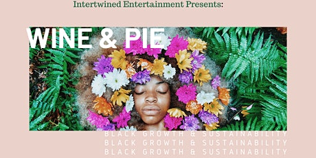 Wine and Pie // Topic: Black  Growth & Sustainability tickets