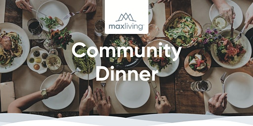 New Beginnings - Community Dinner with Dr. David