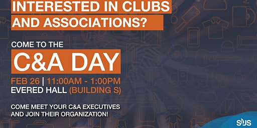 CLUBS & ASSOCIATIONS DAY (C&ADAY)