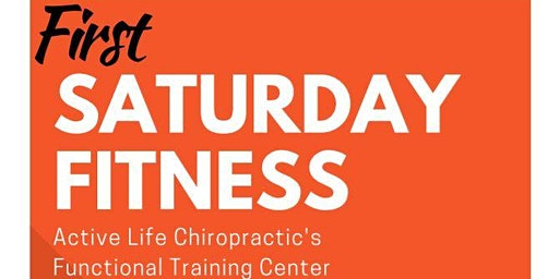 March's FIRST Saturday Fitness