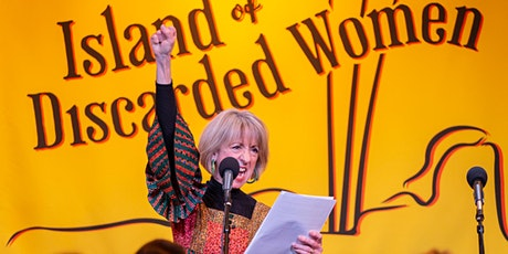 Sue Scott's Live Podcast: Island of Discarded Women tickets
