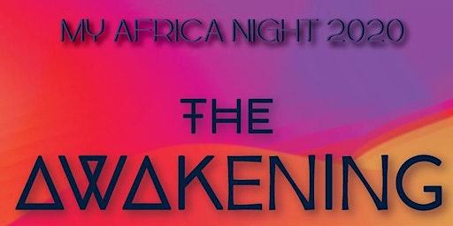 My Africa Night 2020