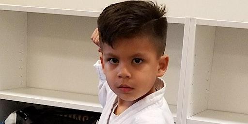 Elias 7th Birthday Karate Party