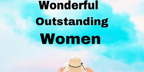 W.O.W. Wonderful Outstanding Women Conference 2020 tickets