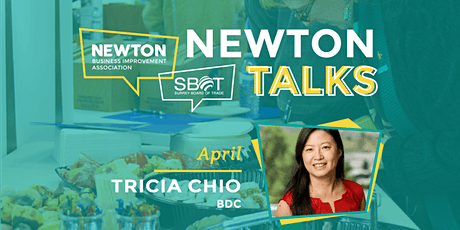 Newton Talks | April 2020 tickets