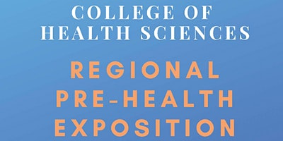 Regional Pre - Health Conference