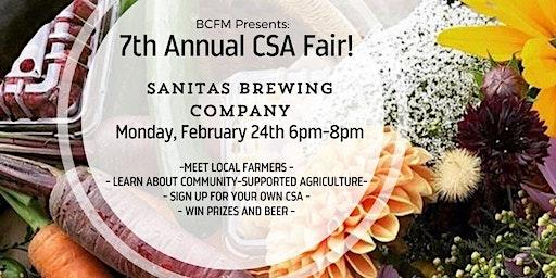 7th Annual CSA Fair