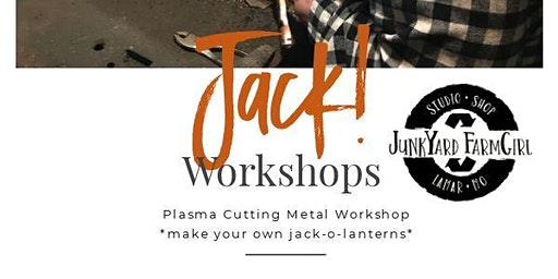 Jack! Plasma Cutting Workshop