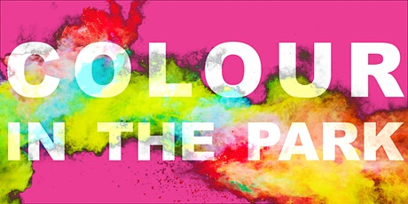 Colour In The Park 2020 tickets