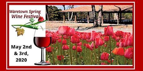 Waretown Spring Wine Festival tickets