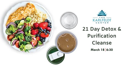 21 Day Detox & Purification Cleanse