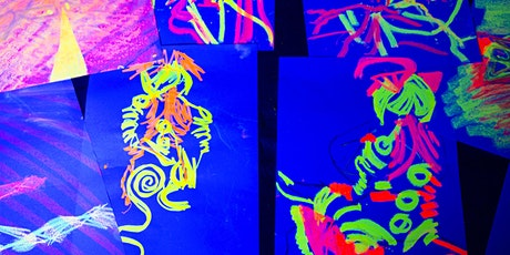 Queen of Hoxton Host Neon Naked Life Drawing Class! tickets