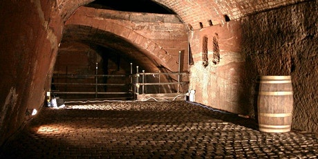Ghost Hunt At Williamson Tunnels tickets