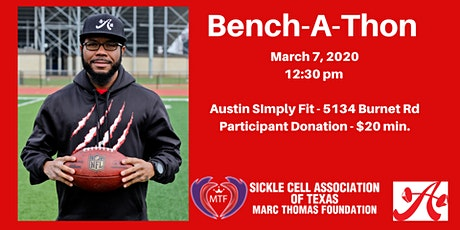 Bench-A-Thon tickets