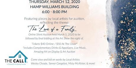 Open Arts, Open Homes Gala tickets