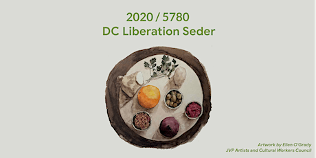 2020 / 5780 DC Liberation Seder tickets