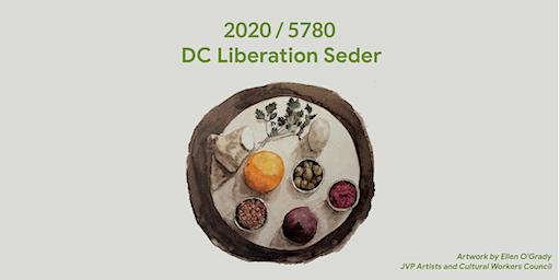 2020 / 5780 DC Liberation Seder