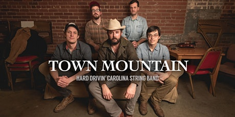 Town Mountain tickets